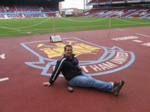 Rod at West Ham
